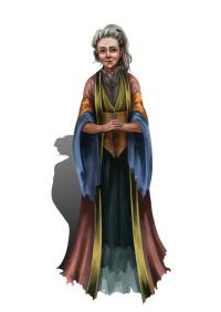 Kinnara - Mama Weaver 2