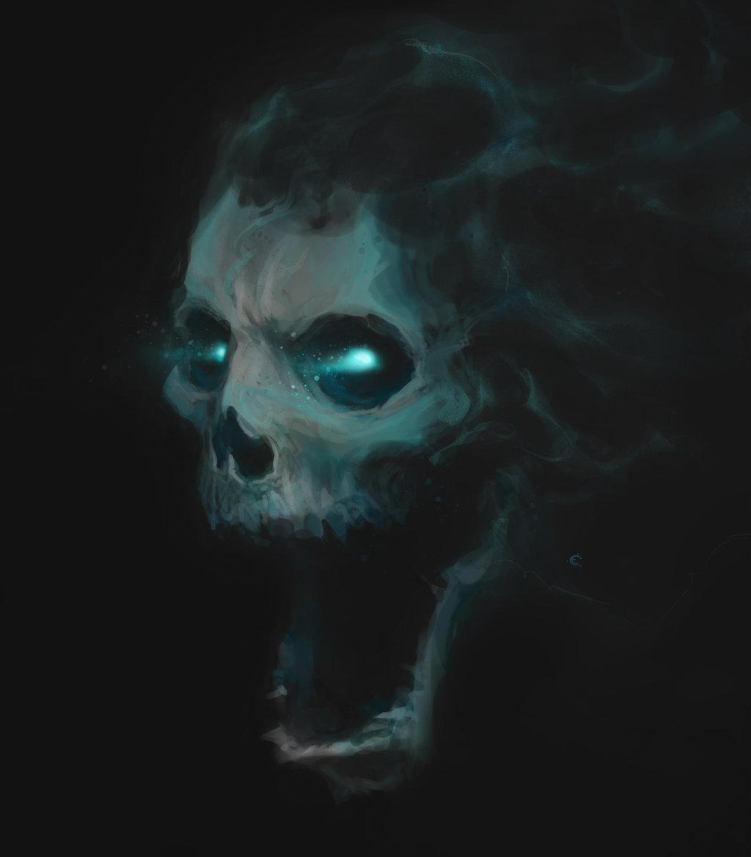 cyan_skull_by_arsfeb-d4v2yr5